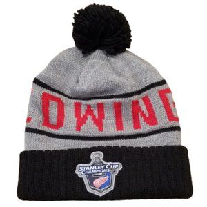 2008 Mitchell & Ness Red Wings Champions Beanie